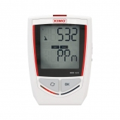 KİMO KCC 320 Nem,Sıcaklık,Atmosferik Basınç,Karbondioksit Ölçüm Dataloggerı